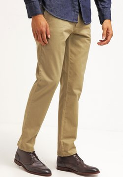 DOCKERS - CLEAN KHAKI MARINA EXTRA SLIM - Chino - new british khaki