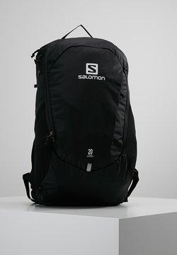 Salomon - TRAILBLAZER 20 UNISEX - Tourenrucksack - black/black