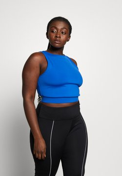 South Beach - ROUNDKNIT CUT AND SEW - Top - cobalt