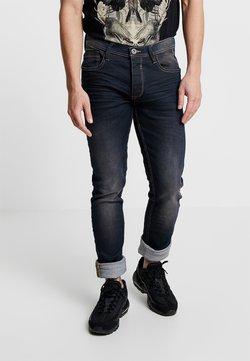 Blend - Straight leg jeans - denim middle blue