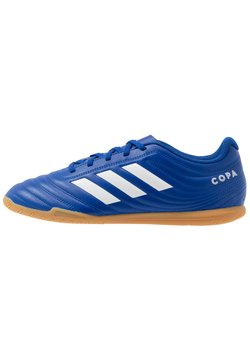 adidas Performance - COPA 20.4 IN - Zaalvoetbalschoenen - royal blue/footwear white