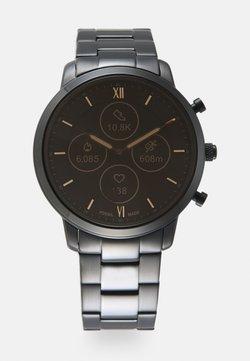 Fossil Smartwatches - NEUTRA HYBRID SMARTWATCH - Montre - black
