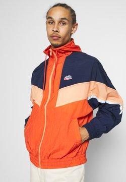 Nike Sportswear - Windbreaker - mantra orange/obsidian/orange frost