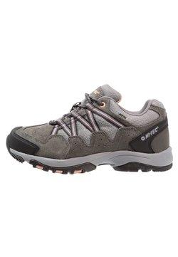 Hi-Tec - RAMBLER WP WOMEN - Chaussures de marche - charcoal/blush