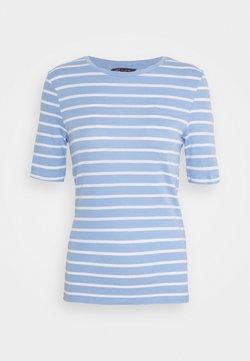 Marks & Spencer London - CREW  - T-Shirt print - blue