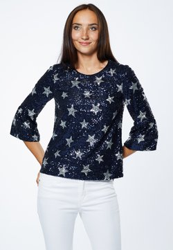 Young Couture by Barbara Schwarzer - Blouse - navy