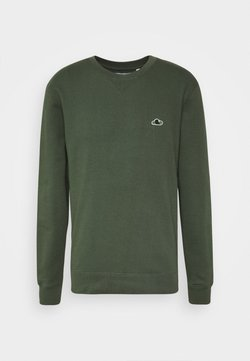 The GoodPeople - LIAM - Sweater - army green