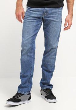 Wrangler - TEXAS STRETCH - Jeans a sigaretta - worn broke