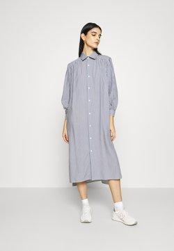 Hope - LAND DRESS - Blusenkleid - grey