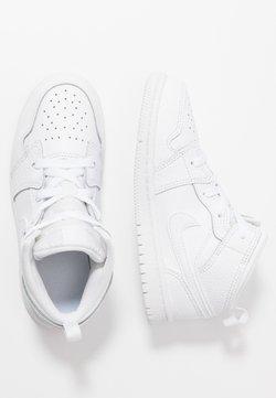 Jordan - 1 MID - Basketball shoes - white