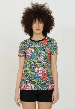 MOSCHINO - T-shirt con stampa - multicolor
