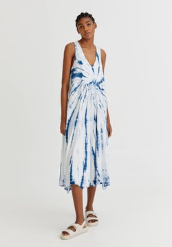 PULL&BEAR - Sukienka letnia - light blue