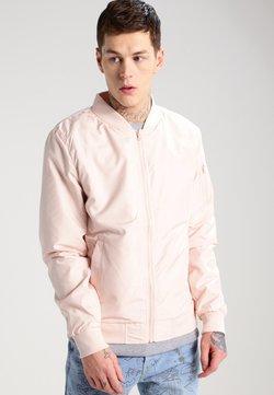 Urban Classics - Giubbotto Bomber - light pink