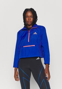adidas Performance - ADAPT JACKET - Chaqueta de deporte - royal blue
