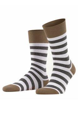 FALKE - Socken - pebble (5810)