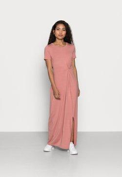 Vero Moda Petite - VMAVA ANCLE DRESS PETITE - Maxikleid - old rose