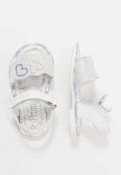 Primigi - Riemensandalette - bianco/argento