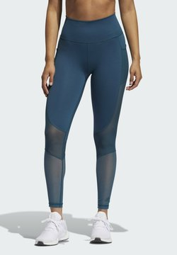 adidas Performance - BT 2.0 SUMR 78T - Tights - turquoise