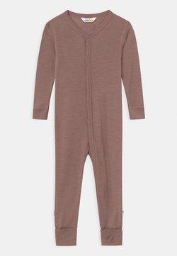 Joha - FOOT UNISEX - Pyjama - berry