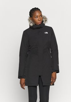 The North Face - RECYCLED ZANECK VANADIS - Parka - black