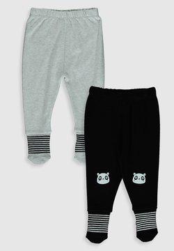 LC Waikiki - 2 SET - Pyjamabroek - grey