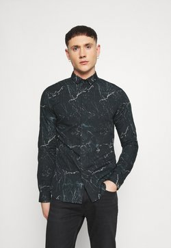 Twisted Tailor - MARON SHIRT - Businesshemd - black