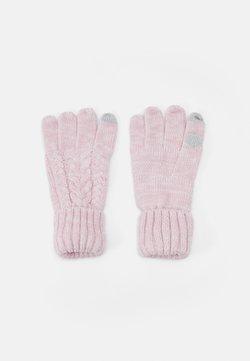 GAP - CABLE UNISEX - Fingerhandschuh - pink standard