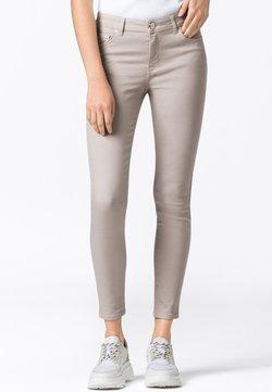 HALLHUBER - Jeans Skinny Fit - brown
