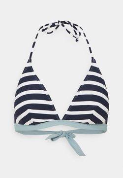 Esprit - TAMPA BEACH - Bikini-Top - navy