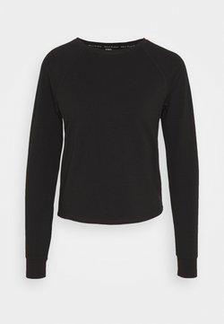 ONLY PLAY Tall - ONPPERFORMANCE ATHL AYN  CREWNECK - T-shirt basic - black
