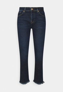 7 for all mankind - ASHER LUXE VINTAGE CHARISMA - Slim fit jeans - dark blue