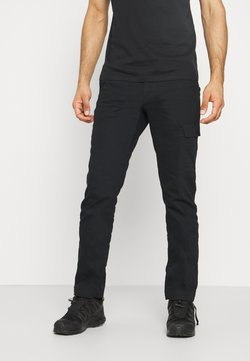 Columbia - CLARKWALL PANT - Kangashousut - black