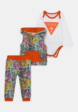 Guess - TAKE ME HOME SET - Weste - orange