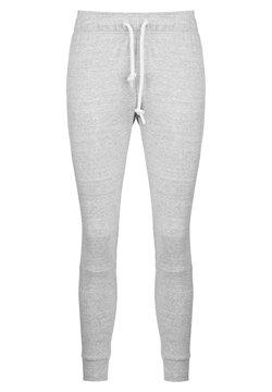 adidas Performance - Jogginghose - medium grey / cloud white