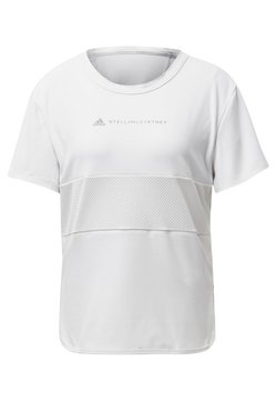 adidas by Stella McCartney - SPORT CLIMACOOL RUNNING T-SHIRT - Funktionsshirt - white