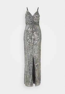 TFNC Tall - FAE MAXI - Occasion wear - black silver