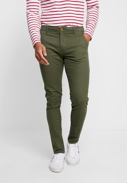 Blend - BHNATAN PANTS - Chinot - olive night green