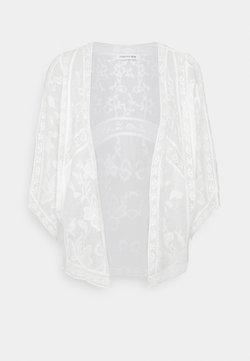 Forever New - VALERIE EMBROIDERED KIMONO - Let jakke / Sommerjakker - white