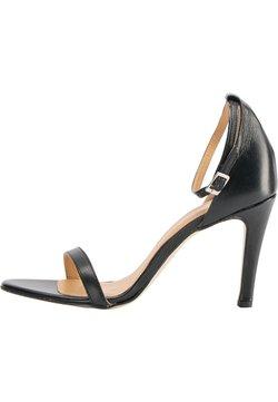 faina - HIGH-HEEL-SANDALETTE - Sandalen met hoge hak - schwarz