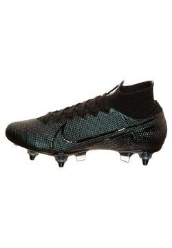 Nike Performance - MERCURIAL 7 ELITE DF AC SG-PRO - Scarpe da calcio con tacchetti - black