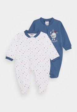 Jacky Baby - 2 PACK - Pyjamas - blue/white