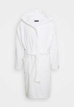 Emporio Armani - BATHROBE - Peignoir - bianco