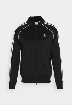 adidas Originals - TRACKTOP - Trainingsvest - black/white