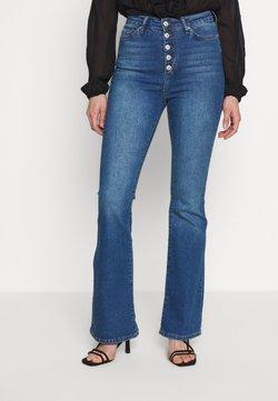 Trendyol - MAVI - Bootcut jeans - blue