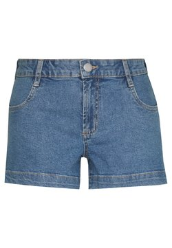 Cotton On - MID RISE CLASSIC STRETCH - Jeansshort - blue