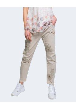 Desigual - KIM  - Jeans a sigaretta - beige