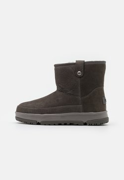 UGG - CLASSIC WEATHER MINI - Bottes de neige - charcoal