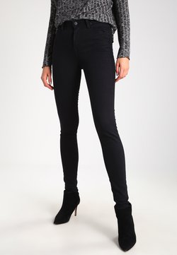 Lee - SCARLETT HIGH - Jeans Skinny Fit - black rinse