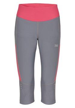 TAO Technical Wear - EBRU - 3/4 Sporthose - grey