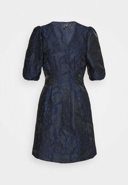 Vero Moda Petite - VMJACARLA SHORT DRESS - Cocktailkleid/festliches Kleid - night sky